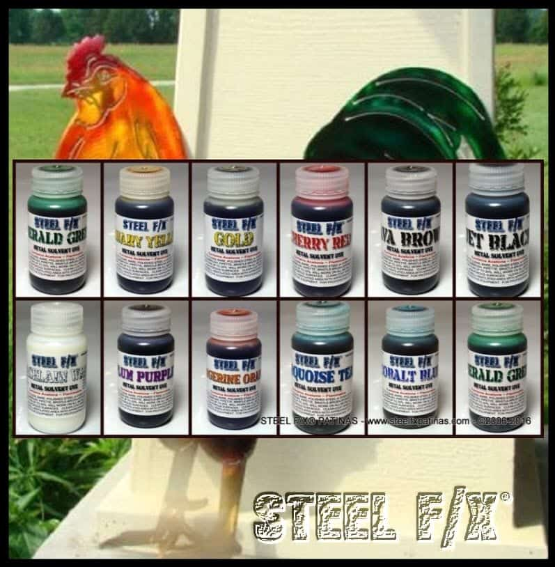 METAL DYES-4 SIZES