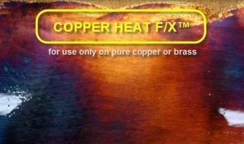 COPPER HEAT F/X