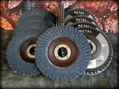 flap discs for steel polishing