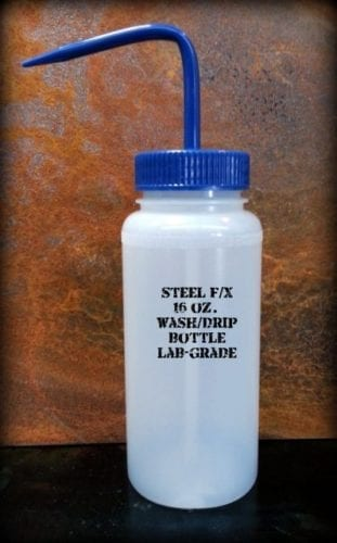 lab-quality wash bottle