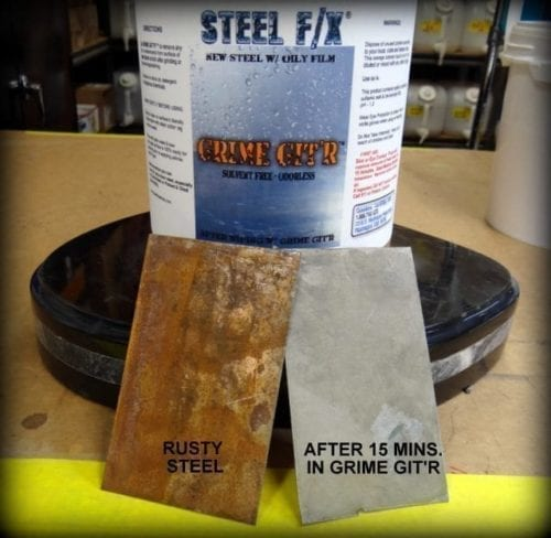 RUST AND SCALE REMOVER