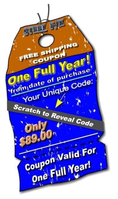 Custom Coupon Code
