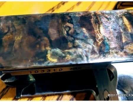 New Video – Color Case Hardening Gel Patinas